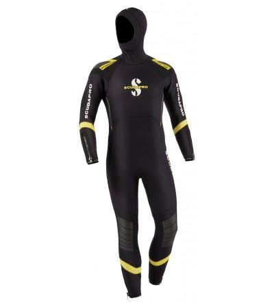 Vêtement semi-sec de plongée Scubapro Sport 7mm 2016 pour homme, chaud, souple et confortable comme une seconde peau