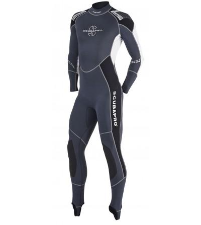 Combinaison de plongée monopièce pour eaux chaudes Scubapro Profile 0.5mm pour homme ou comme sous-combinaison