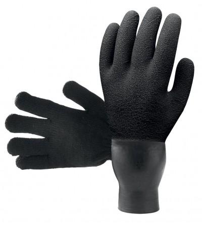 Gants étanches préformés Scubapro Easydry Pro Dry 2016 en latex vulcanisé pour vêtement sec, combinaison semi-étanche ou humide