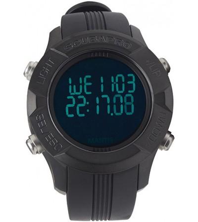 Montre Ordinateur Scubapro Mantis 1.0 Noir à algorithme prédictif multigaz - Plongée, apnée, nage & chasse sous-marine