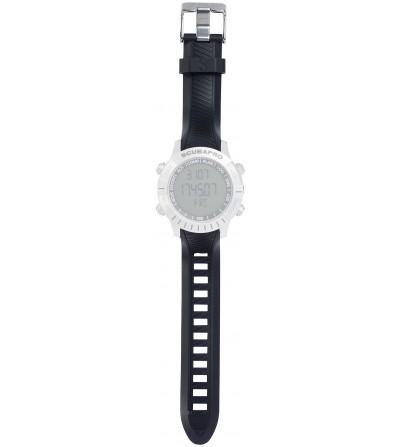 Bracelet standard noir de rechange pour montre ordinateur de plongée Scubapro Mantis 2.0