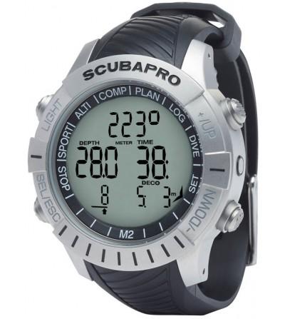 Montre Ordinateur Scubapro Mantis 2.0 (M2) multigaz & gestion d'air - Plongée, apnée, nage et chasse sous-marine