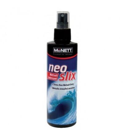 Flacon de 250ml de lubrifiant Neo Slix pour enfilage facile des combinaisons et augmenter la durée de vie de vos vêtements