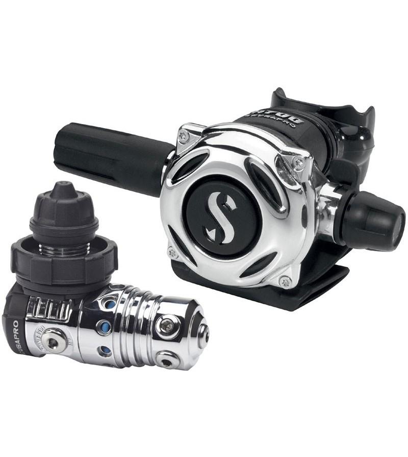Détendeur compensé de plongée Scubapro MK25 EVO/A700 DIN pour un usage intensif aux performances et à la beauté incomparables