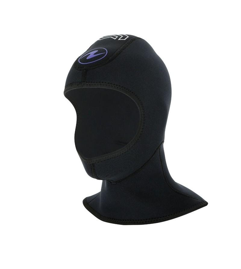 Gagoule ergonomique en néoprène pour compléter la combinaison Aqualung Bali 3mm pour femme