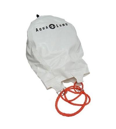 Parachute de relevage avec soupape Aqualung pour le levage de charges jusqu'à 100kg