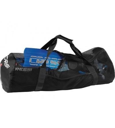 Sac filet pliable Cressi Gorgona, léger & pratique pour du matériel de plongée, snorkeling, apnée et chasse sous-marine