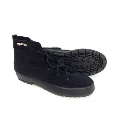 Bottillons Chaussures Mares Rock Boot pour combinaison étanche ou marcher avec des chaussons néoprène