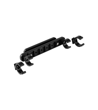 Accessoire permettant la fixation d'une perche téléscopique pour caméra sur les gilets stabilisateurs Mares compatibles