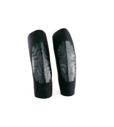 Paire de genouillères Aqualung en néoprène 5mm qui protège les genous des chocs et votre combinaison de l'usure