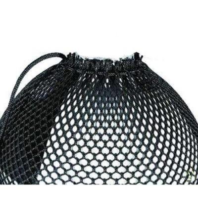 Filet Aqualung de protection Noir pour Bloc 12L court. Protège la peinture des bouteilles & évite le glissement de la sangle