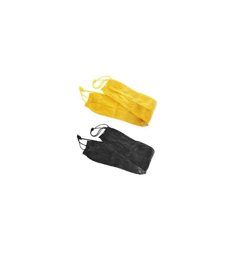 Filet Scubapro de protection pour bouteilles 12, 15 ou 18 litres de plongée. Noir ou jaune