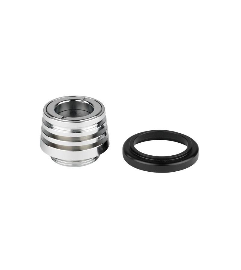 Accessoire pour détendeur Mares 52X & 15X qui améliore l'échange thermique et protège les pièces mobiles en eau froide