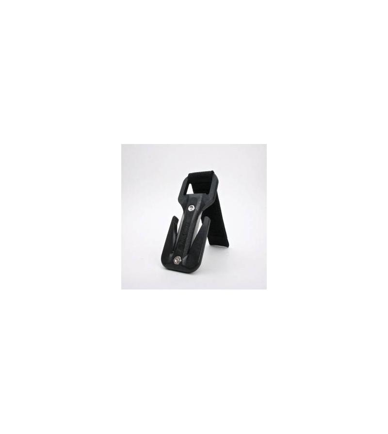 Accessoire de sécurité, le coupe fil ezzycut trilobite tranche facilement corde, sangle jusqu'à 8mm de diamètre - Noir
