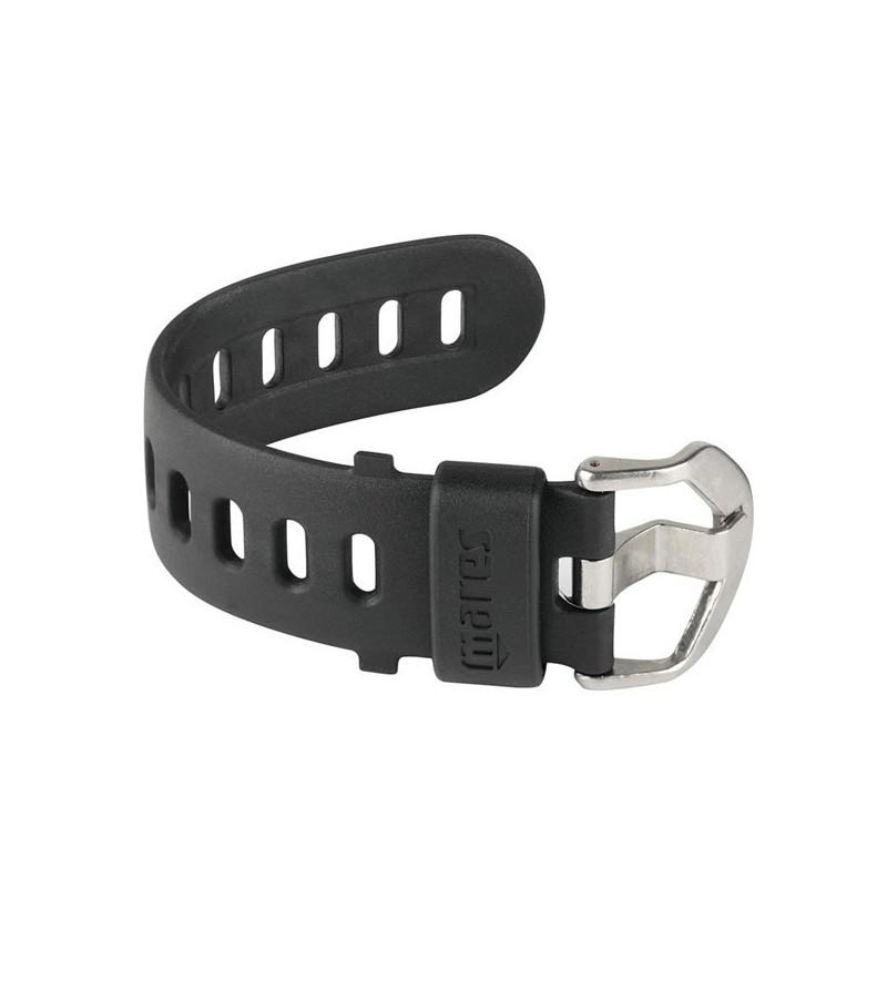 Extension de bracelet standard Mares pour montre ordinateur Smart pour utilisation sur combinaison humide épaise & étanche