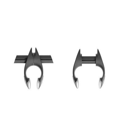 Le pince-nez Mares Pure Instinct léger, compact et ergonomique s'utilise pour l'apnée ou la nage, avec ou sans masque