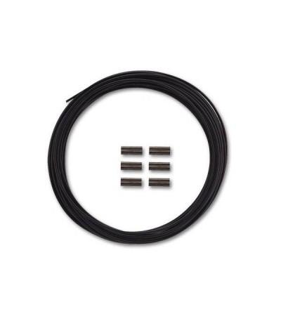 Kit fil Imersion contenant 15m de nylon monobrin noir diam 180 µm & 6 sleeves pour flèche d'arbalète de chasse sous-marine
