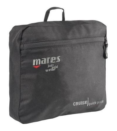 Grand sac pliable Mares Cruise Quick Pack idéal pour votre matériel d'entrainement en piscine ou le snorkeling & facile à ranger
