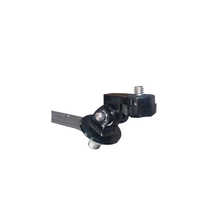 Kit adaptateur de fixation pour montage d'un appareil photo ou caméra sport ou Gopro sur votre lampe ou phare de plongée Bersub