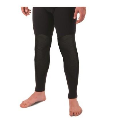 Pantalon de combinaison Mares Pure Instinct Squadra Superflex 55 en néoprène extensible 5.5mm de chasse sous-marine et apnée