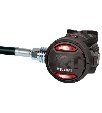 Détendeur compensé de plongée Beuchat VRT 90 adapté à la plongée en eau froide avec un excellent rapport qualité/prix