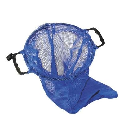 Sac filet - Net Bag Beuchat à poisson avec armature rigide pour la chasse sous-marine