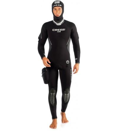 Combinaison homme de plongée semi étanche Cressi Ice en néoprène épaisseur 7mm - Matériel de démonstration et test