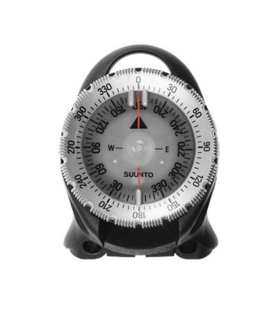 Boussole Compas de plongée Suunto SK-8 avec fixation avant pour console combo et cobra utilisable en émisphère nord