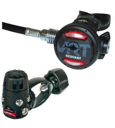 Détendeur compensé de plongée Beuchat VRT 90 étrier adapté à la plongée en eau froide avec un excellent rapport qualité/prix