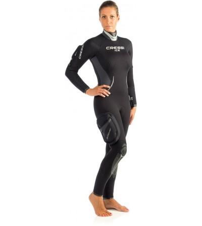 Combinaison de plongée semi étanche Cressi Ice Lady en néoprène épaisseur 7mm - femme 2016 - Matériel de démonstration et test