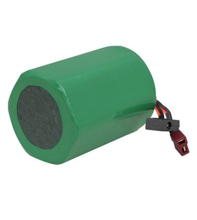Phare de plongée à LED bigblue VL15000P pour l'exploration et la photo/vidéo sous-marine - accu 7x18650