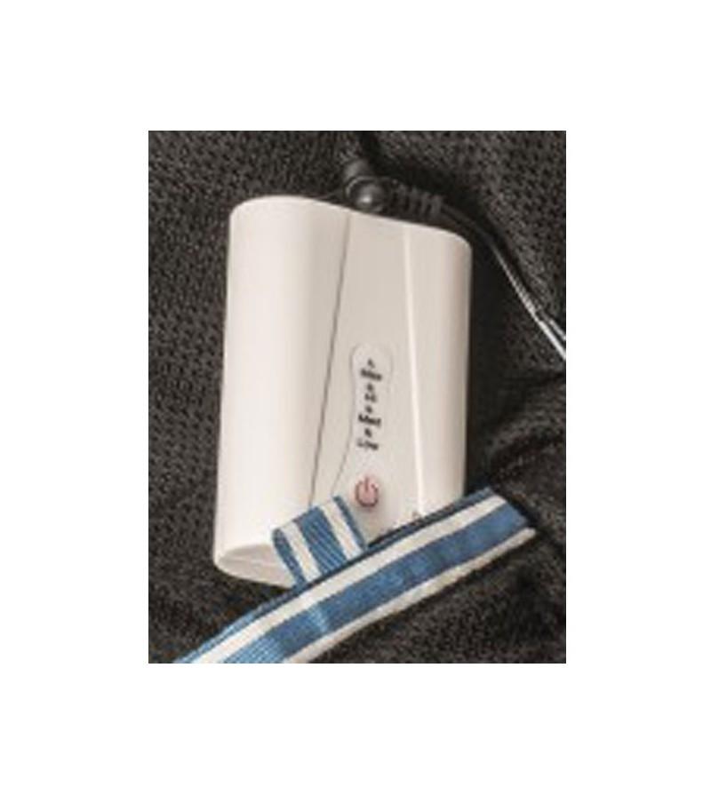 Batterie standard de secours ou pièce de rechange pour gilet avec système de chauffage électrique Mares XR
