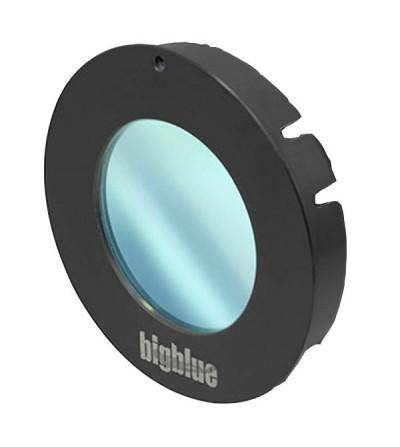Filtre BigBlue Fluoro 15000 - Accessoire pour phare de plongée photo & vidéo sous-marine VL15000P Pro, VL15000P Pro TriColor