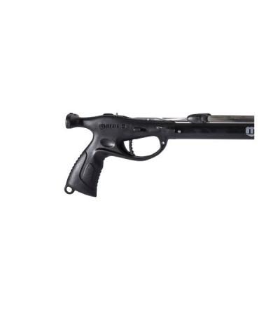 Arbalète de chasse sous-marine entrée de gamme Mares Pure Instinct Sniper PS 55cm compatible avec moulinets vertical spiro