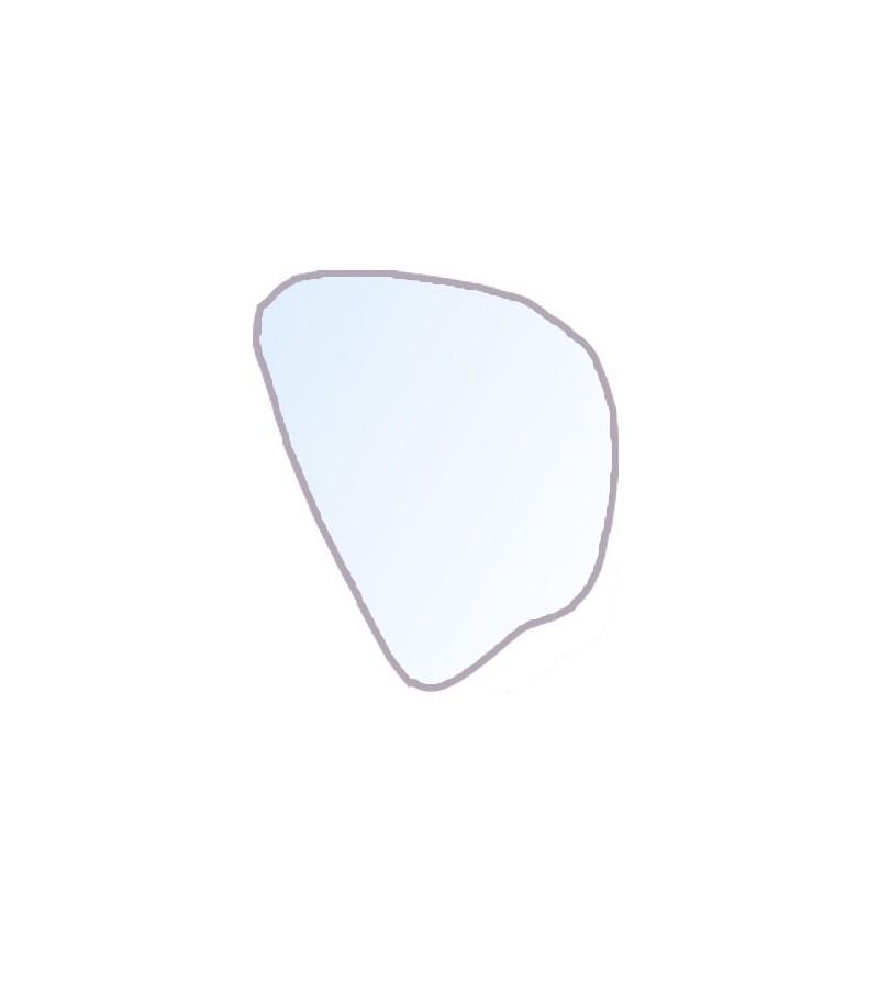 Lentille gauche correction optique négative ou positive des verres du masque Beuchat View-Max 2 HD de plongée & snorkeling