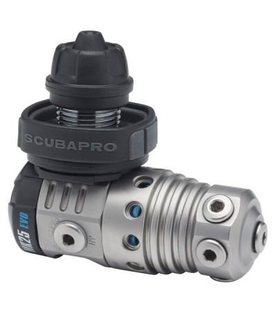 Détendeur de plongée compensé Scubapro MK25T / S620X-Ti léger & résistant à la corrosion - Ultra performant & haut de gamme