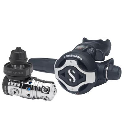 Détendeur de plongée compensé Scubapro MK25 EVO/ S620X-Ti  - Ultra performant et résistant au givrage