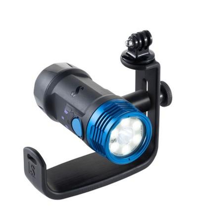 Pack contenant un lot de 2 poignées Goodman (9 & 12cm) - accessoire pour la lampe Scubapro Nova 2100 SF