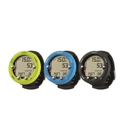 Ordinateur de plongée pour poignet Suunto Zoop Novo simple à utiliser, compatible air & Nitrox avec mode apnée