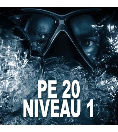 Formation FFESSM Niveau 1 - PE20 à Marseille en 5 plongées - Plongez encadré jusqu'à 20 mètres
