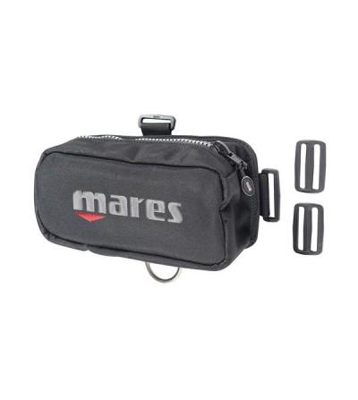 Poche Cargo de grande capacité qui remplace les poches à lest SLS Mares pour gilets stabilisateurs Pure SLS