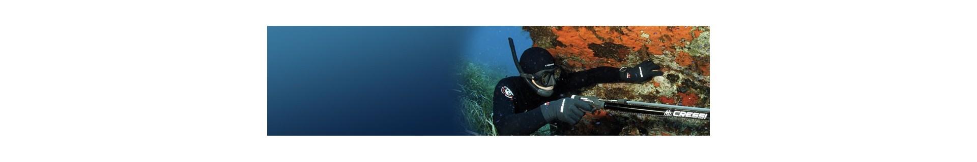 Matériel et accessoires de chasse sous-marine