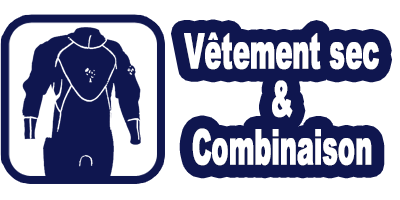 Logo Location combinaisons humides, semi étanches, vêtements secsde plongée