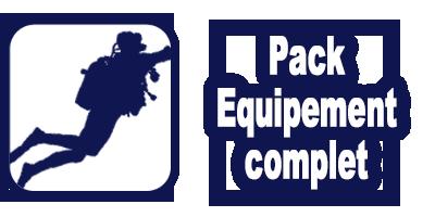 Logo location pack équipement complet plongée et PMT Marseille