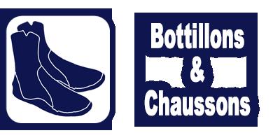 Guide des tailles bottillons & chaussons Mares