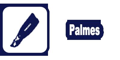 Guide des tailles palmes Scubapro